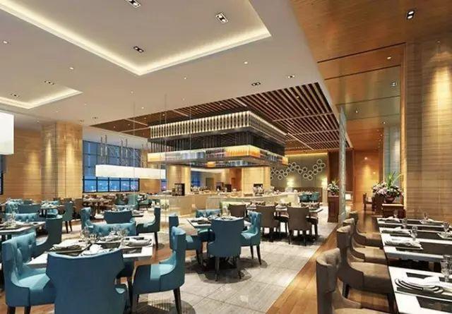 西餐厅设计案例 西餐厅装修效果图